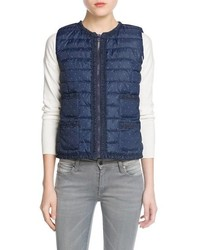Mango Outlet Foldable Quilted Gilet