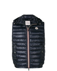 Moncler Padded Hooded Gilet