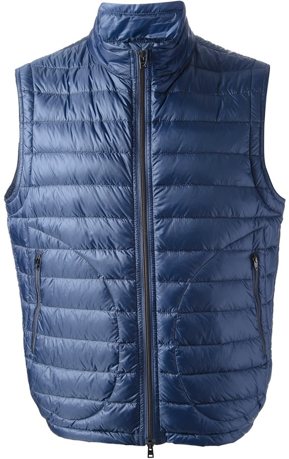 Herno Quilted Puffer Gilet