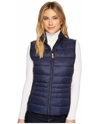 Save The Duck Short Quilted Vest Vest