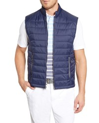 johnnie-O Straits Quilted Vest