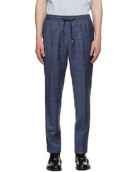 Paul Smith Blue Mini Trousers