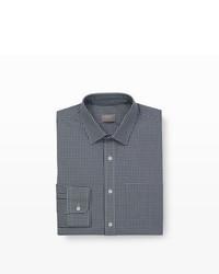 Club Monaco Slim Fit Gingham Dress Shirt
