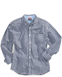 Tommy Hilfiger Little Boys Baxter Gingham Shirt