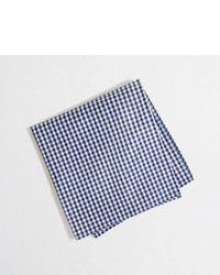 Navy gingham medium 258407