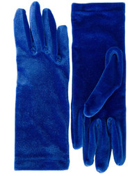 Balenciaga Classic Velvet Gloves