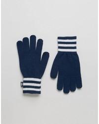 adidas Originals Gloves In Blue Ay9077
