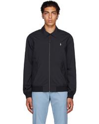 Polo Ralph Lauren Navy Packable Jacket