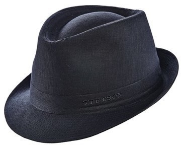 cd8eee4efee ... Hats Stetson Geneva Linen Fedora ...