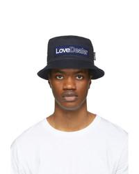 Golden Goose Navy Love Dealer Pacey Hat