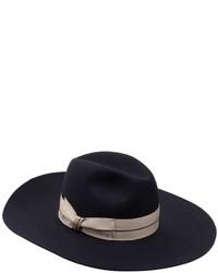 Borsalino Wide Brimmed Felt Hat
