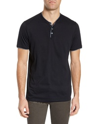 Ted Baker London Doey Slim Fit Henley