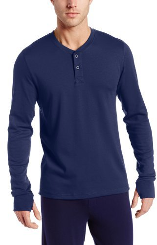 Jockey long sleeve henley where to buy how to wear for Kim kardashian henley shirt