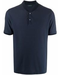 Zanone Shortsleeved Cotton T Shirt