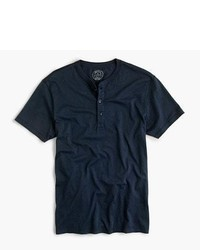 J.Crew Slim Broken In Short Sleeve Henley
