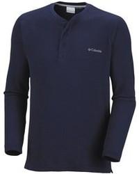 Columbia Sportswear Olstad Henley Shirt Long Sleeve
