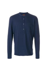 Barena Henley Longsleeved T Shirt