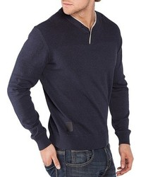 Point Zero Henley Sweater