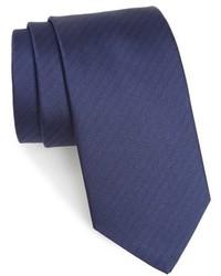 Eton Herringbone Silk Tie