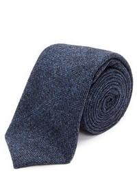 Alexander Olch The Gable Wool Herringbone Tie