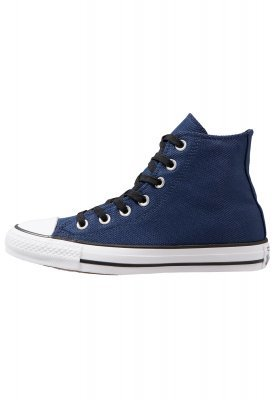418a8da444c60 CHUCK TAYLOR ALL STAR BASKET KNIT - HI - Zapatillas altas - midnight navy  black white