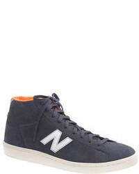 eb2d9fc8c77d Men's Navy High Top Sneakers from J.Crew | Men's Fashion | Lookastic.com