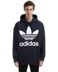 adidas Adc F Hooded Cotton Sweatshirt