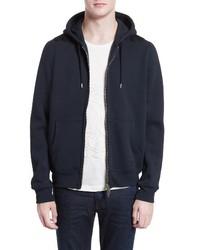 Braydon trim fit fleece hoodie medium 3730473