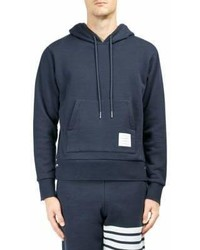 Thom Browne Cotton Pullover Hoodie