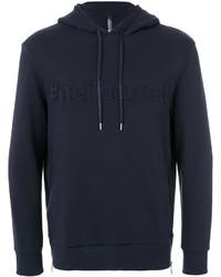 Hashtag embossed hoodie medium 4155120