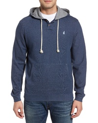johnnie-O Layton Regular Fit Pullover Hoodie