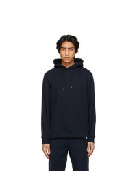 Norse Projects Navy Vagn Classic Hoodie