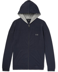 Hugo Boss Stretch Cotton Jersey Hoodie