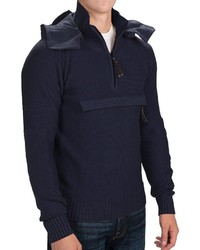 Barbour Tokito Hooded Sweater