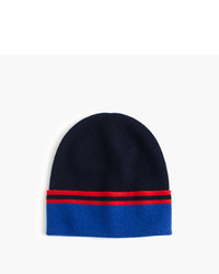 J.Crew Kids Striped Cashmere Beanie