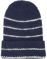 Mr Kim Stripe Dylan Beanie