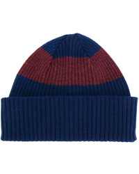 Paul Smith Ps By Stripe Beanie Hat