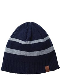 Ben Sherman Stripe Knit Beanie
