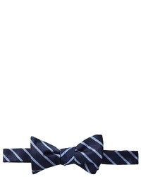 Tommy Hilfiger Exotic Stripe Self Tie Bow Ties
