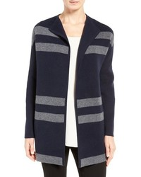 Nordstrom Collection Cashmere Blend Double Knit Sweater Coat