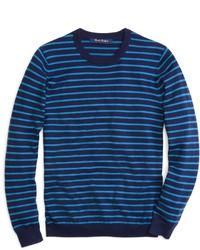 Brooks Brothers Micro Stripe Crewneck Sweater