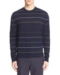 Paul Smith Ps Stripe Merino Wool Sweater