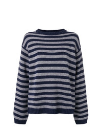 Sofie D'hoore Striped Cashmere Sweater