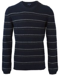 Striped sweater medium 330845