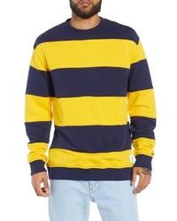 Tommy Jeans Tjm Big Stripe Crew Shirt