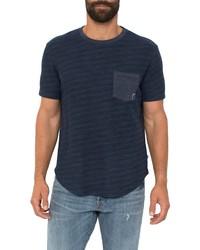 Sol Angeles Ash Thermal Pocket T Shirt