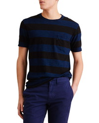 Alex Mill Stripe Slub Pocket T Shirt