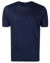 Zanone Striped T Shirt