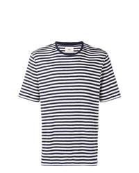 Folk Striped T Shirt