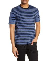 BOSS Tiburt Stripe T Shirt
